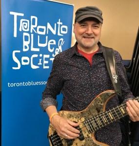 Ian - Blues Summit 9 Showcase