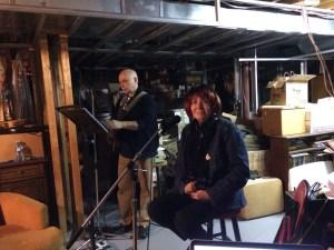 Wayne Krawchuck & Sue Leonard