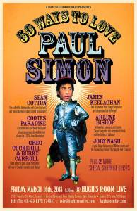 50 Ways To Love Paul Simon