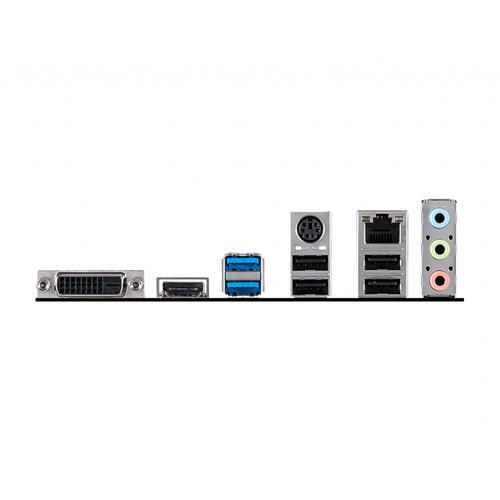 MSI H410M-A PRO motherboard LGA 1200 Micro ATX Intel H410