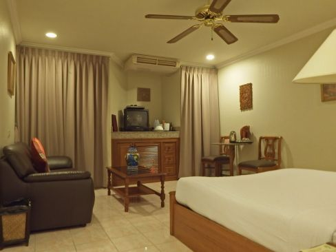 Superior Deluxe Room at Copa Hotel Pattaya