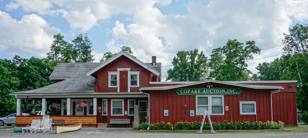 Consign Copake Auction