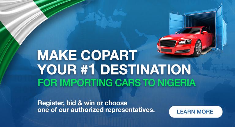 FIND COPART USA | FIND COPART NIGERIA | COPART WASHINGTON