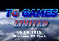 TG Games Limited #28 – 09.09.2019 – Shenmue III Flash