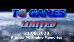 TG Games Limited #80 – 21.08.2020 – Ritorna PC Engine Memories