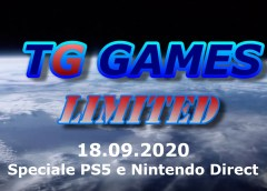 TG Games Limited – #84 – 18.09.2020 – Speciale PS5 e Nintendo Direct