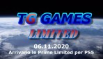 TG Games Limited #91 – 06.11.2020 – Arrivano le prime Limited per PS5