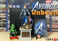 Unboxing Marvel's Avengers Collector's Edition per PS4