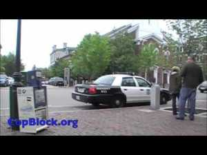 Portsmouth Police Aren't Exempt from Cop Block
