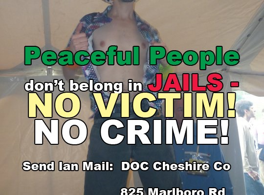 Please consider mailing Ian via Mail-To-Jail.com (and by clicking this pic)