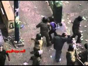 Cairo Crackdown