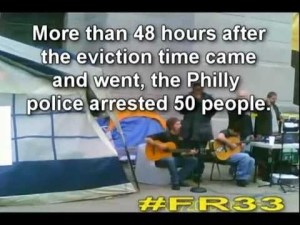 Philly Cops Promise to Respect Property, Renege