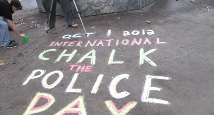 Chalk-The-Police-CopBlock