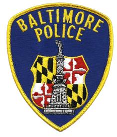 Baltimore-Police