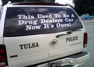 Former Cop  (Ashamed)