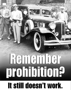 Drug Prohibition: Law Enforcement Is The Problem