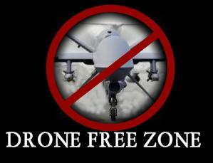 Take Action: End the Threat of Drones Overhead