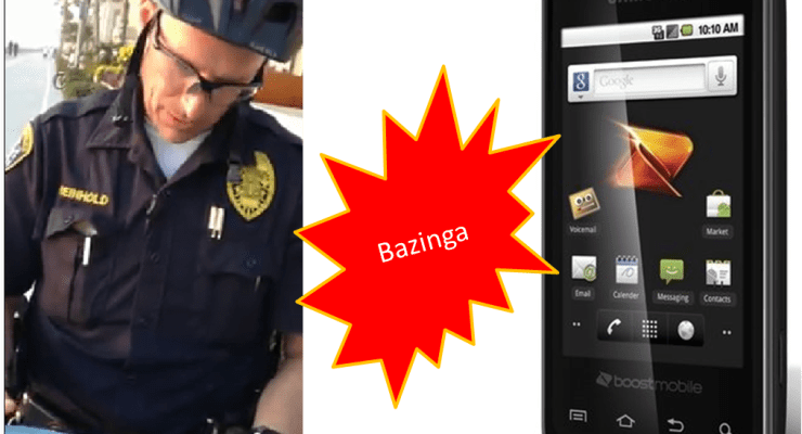 SDPD Phone
