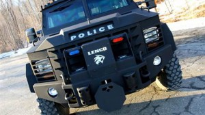 Concord Police, Go and Get Your Bearcat