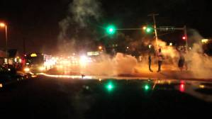 Police Gas Residents of Ferguson For Over an Hour