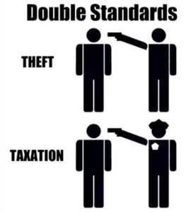 police-double-standards-theft-extortion-taxation-coercion-copblock