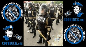 Five Solutions To Reign In The Police State