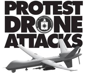 Tucson, AZ 9/11 March Against Drones