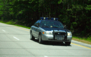 Virginia State trooper harassment