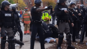 Police Unnecessarily Escalate Violence at Pumpkin Fest 2014 Riots