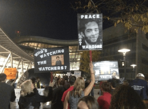 Outrage Erupts On the Streets of Salt Lake City Against Repeated Police Shootings