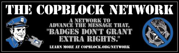 click banner for more details on joining the CopBlock Network