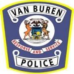 Van Buren police logo