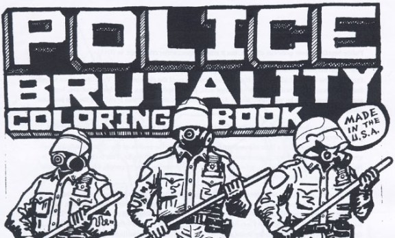 Police Brutality Coloring Book2