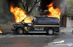 Weeklong Curfew in Baltimore, Cops Injured by Rioters, National Guard Called by Governor