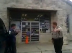 Copblocker arrested for denying cops access to question minor child