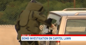 Capital Police Break Into Mans Unattended Car, Blow Up Pressure Cooker