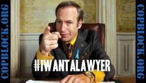 #IWantALawyer