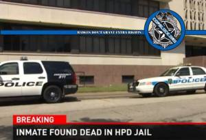 Houston: Another Person Found Hung In Texas Jail on Thursday