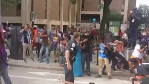 14 y/o Pepper Sprayed Sparks Police Brutality Protests In Cleveland