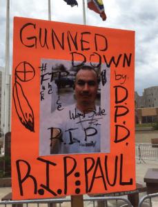 Paul Castaway Denver Police Shooting