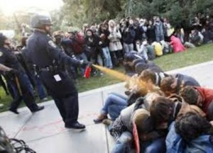 LT John Pike UC Davis Pepper Spray