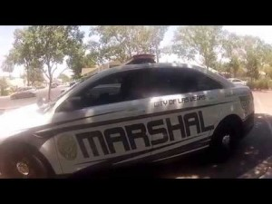 Las-Vegas-Marshals-Illegally-Park-and-Block-Handicapped-Space-at-Circle-Park