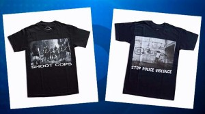 Shoot Cops Shirts