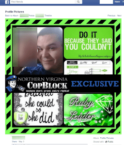 Fairfax Update: Killer Cop Launches GoFund Me Campaign