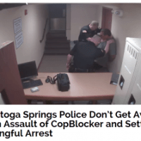 Albany PD's Retaliatory Arrest of CopBlocker, Adam Rupeka, is an Insult to Witch Hunts