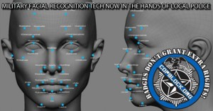 Military Facial Recognition Tech Now In The Hands Of Local Police