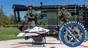 Industry Lobbyists Get Armed Police Drones Legalized In North Dakota