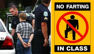 Stupid Reasons Police Have Arrested Kids For In School