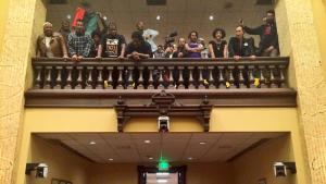 Breaking: Baltimore City Hall Occupied by Anti-Police Brutality Activists