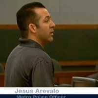 Jesus Arevalo, the LVMPD Cop Who Murdered Stanley Gibson, Ends Up in Jail (For 10 Days)